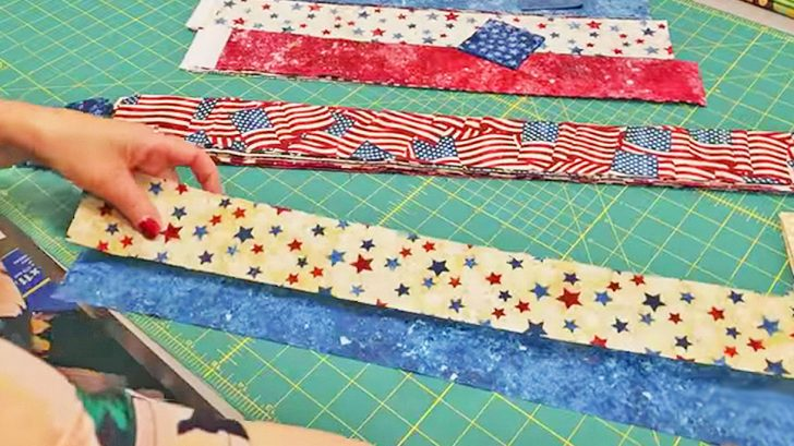 Sewing Tutorial - Step Ladder Quilt