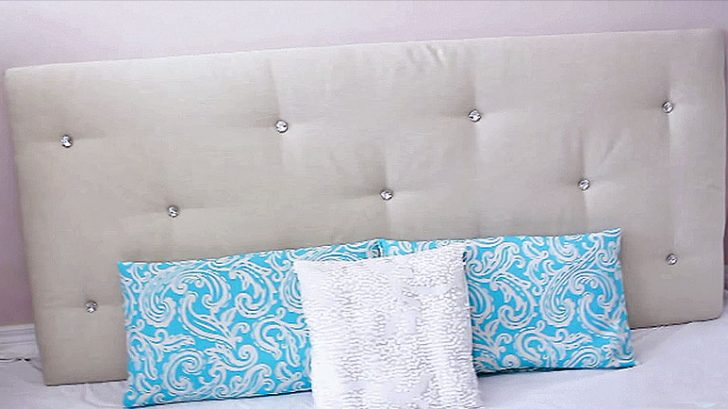 Don T Buy An Expensive Tufted Headboard Diy An Easy 30 Version