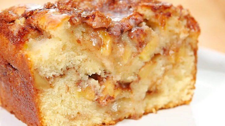 Farmhouse Apple Bread Recipe