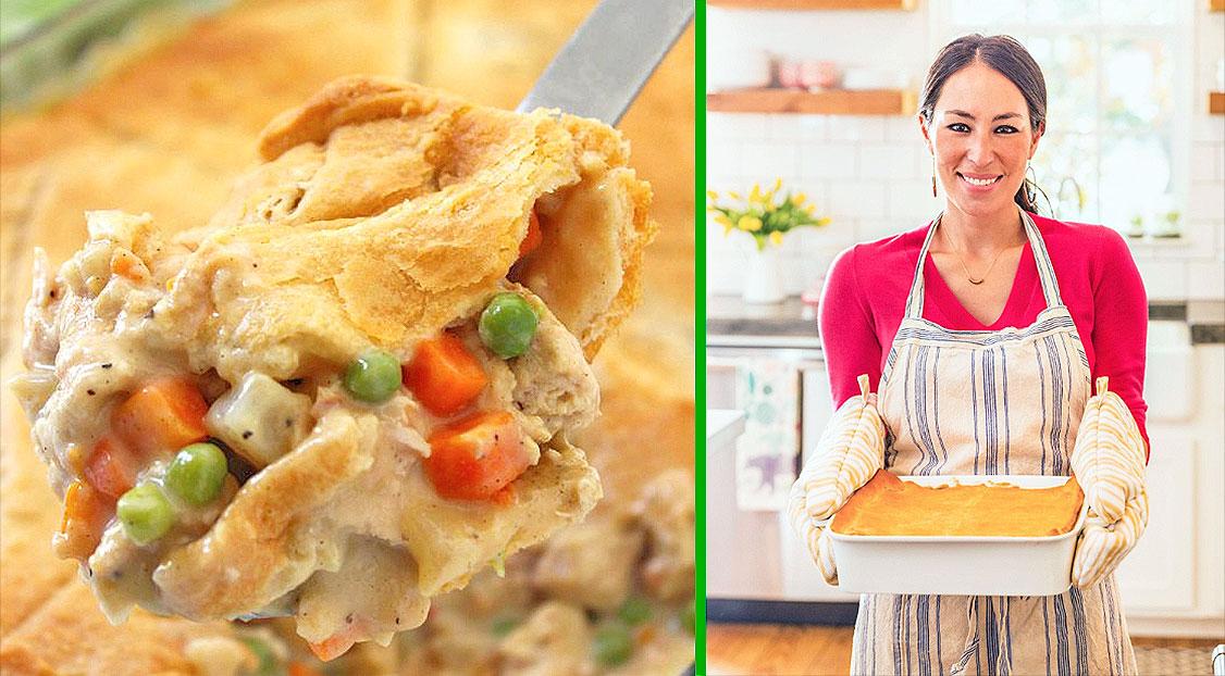 Joanna Gaines Chicken Pot Pie Recipe Diy Ways