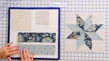 8 Point Star Quilt Pattern and Tutorial