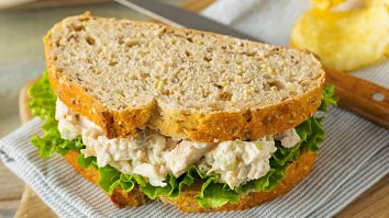 Chick-Fil-A's Lost Chicken Salad Recipe