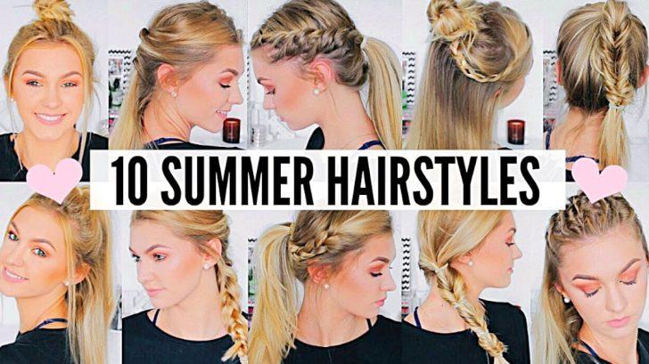 10 Hairstyles You Ll Wear All Summer Long Diy Ways