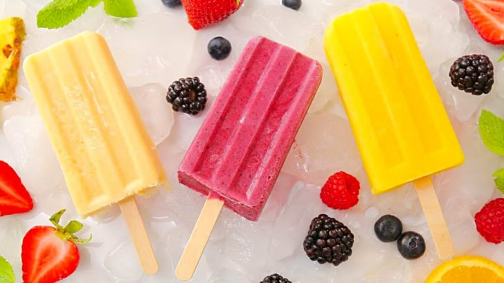 Smoothie Popsicle Recipe Ideas for Summer Snacks