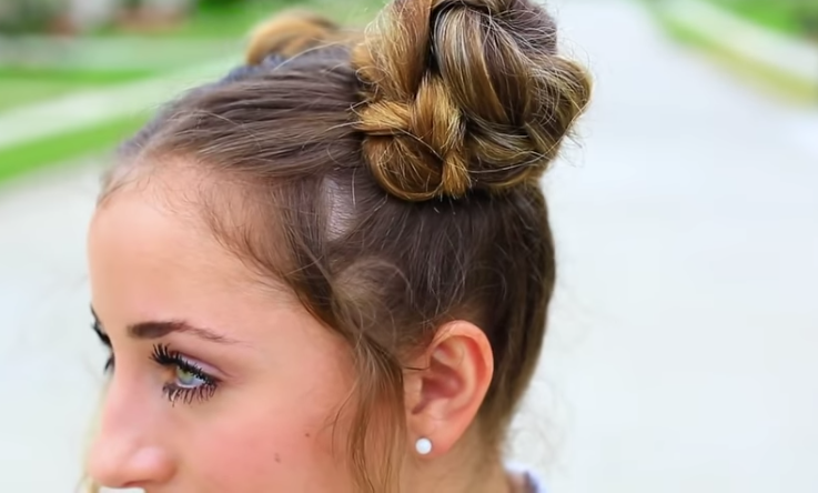 3 Adorable Hairstyles Perfect For Back-To-School – DIY Ways