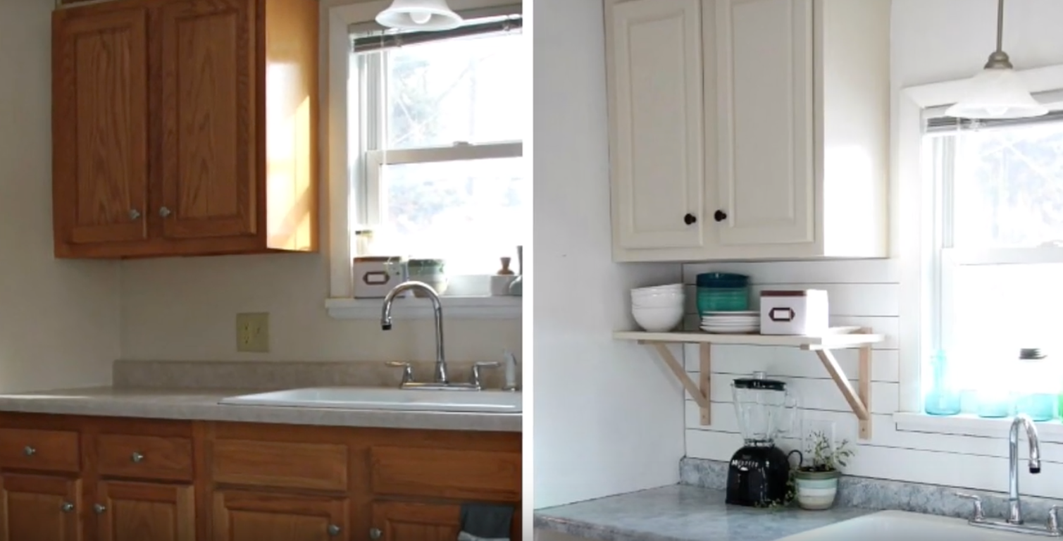 Raise Kitchen Cabinets For More Cooking Space Diy Ways
