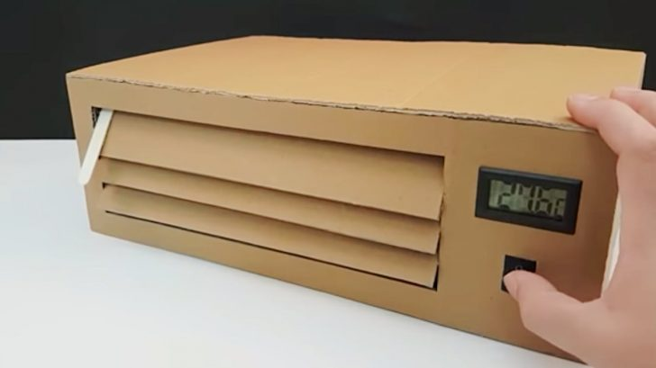 This Diy Air Conditioner Is Made