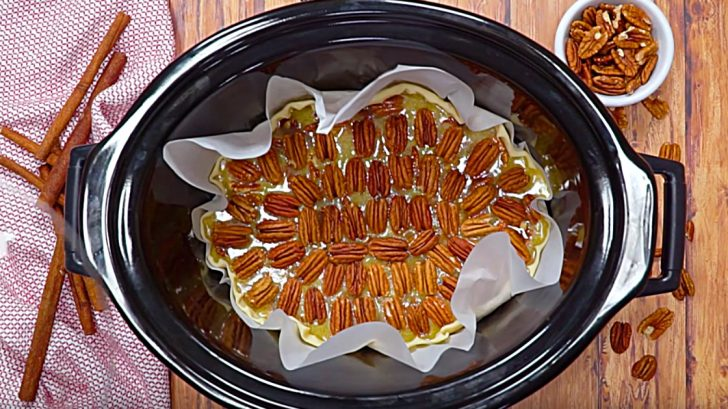Easy Pecan Pie Recipe Crockpot
