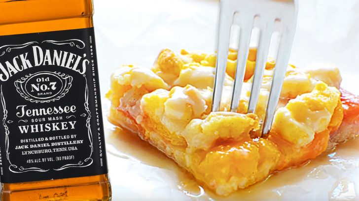 Jack Daniels Peach Pie Bar Recipe