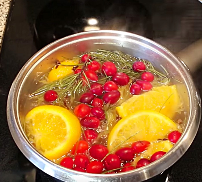 Holiday stovetop potpourri recipe crockpot