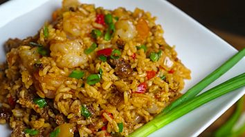 Learn to make this Cajun Dirty Rice Recipe