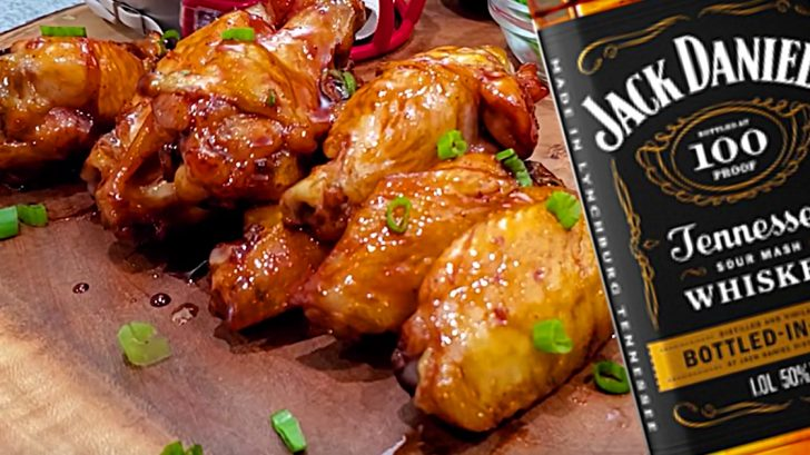 Learn to make Jack Daniels Wings for an appetizer next party or gameday