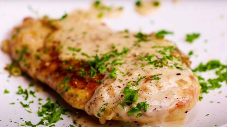 Creamy Garlic Chicken Breast Recipe | Chicken Breast Recipes