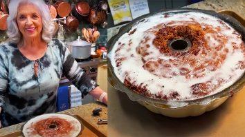Fresh Apple Cake With Paula Deen | Dessert Recipes