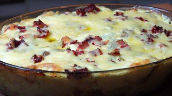 Fully Loaded Baked Potato Casserole Recipe | Casserole Recipes