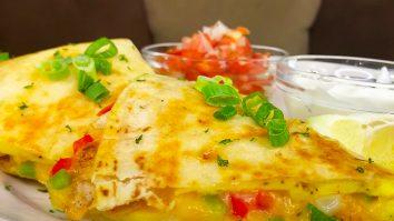 How To Make Breakfast Quesadillas | Breakfast Recipes