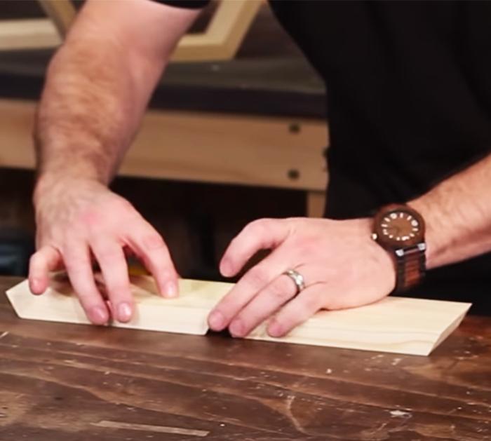 How To Make Floating Hexagon Shelves | DIY Furniture