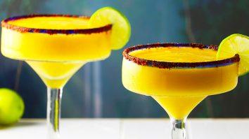 How To Make Mango Margaritas | Alcohol Recipes
