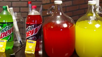 How To Make Mountain Dew Wine   Alcohol Recipes