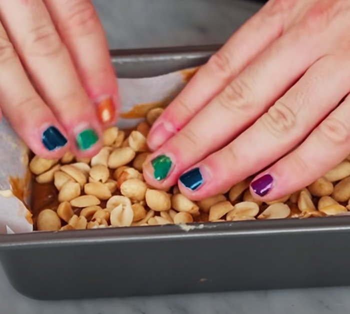 Vegan Gluten-Free Snickers Bar Recipe | Dessert Recipes