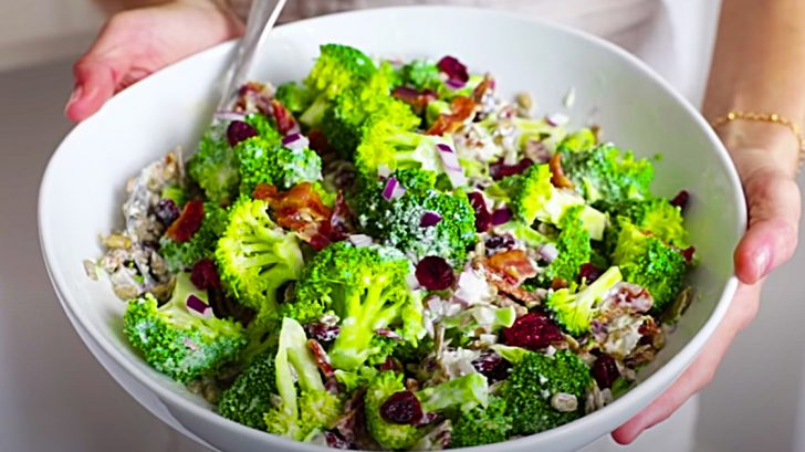 How To Make A Broccoli And Bacon Salad Recipe