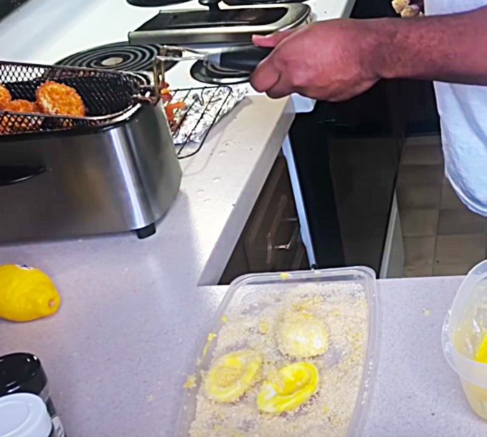 How To Deep Fry Deviled Eggs