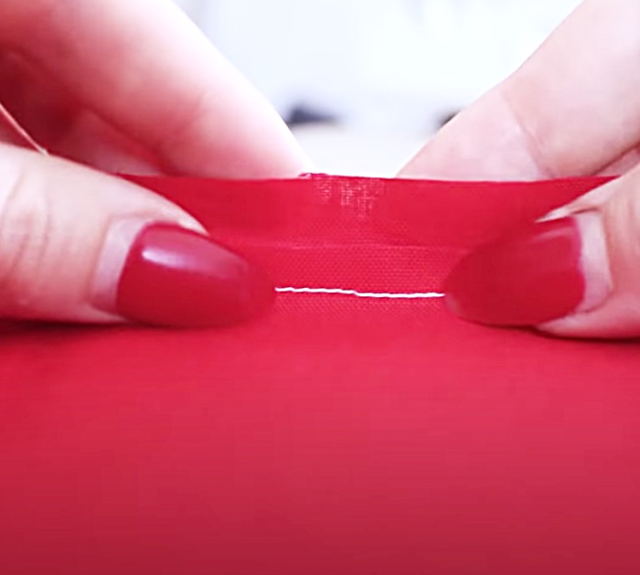 How To Sew A Felled Seam With Evelyn Wood