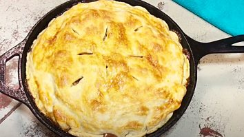 How To Make Apple Pie In A Cast Iron Skillet