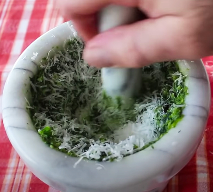 Fresh Basil Pesto Recipe | Homemade Recipes