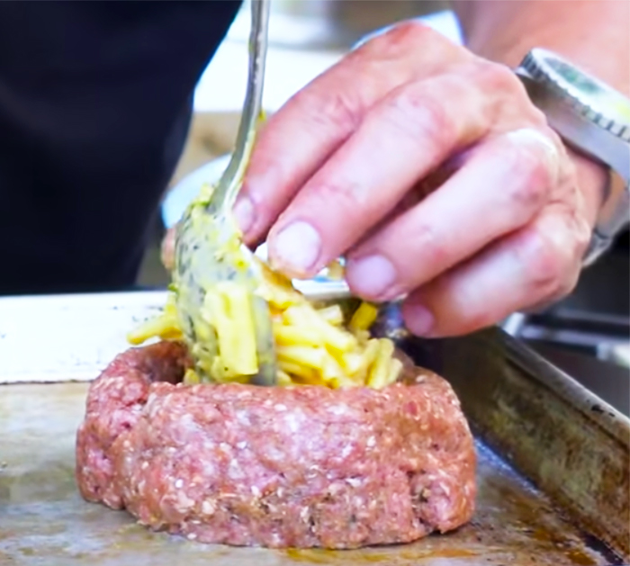 How To Make Beer Can Burgers | Homemade Recipes