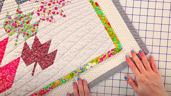How To Make a Chunky Binding Using Fat Quarters